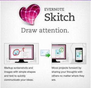 Evernote Skitch