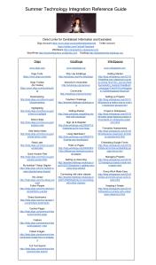 TechnologyIntegrationReferenceGuide-1-1